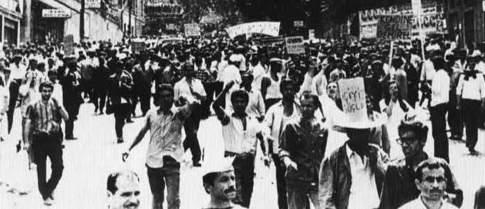 15-16 Haziran Büyük İşçi Direnişi