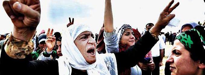 Kobane artık özgür