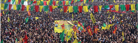 Newroz etkinliklerinden
